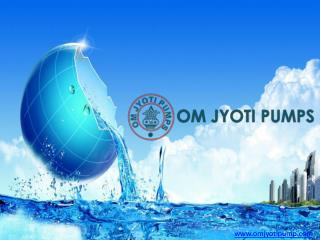 Water pump service Noida - OM Jyoti Pumps