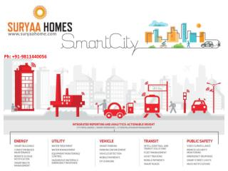 Book your Home in first smart city in Delhi