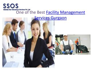 Facility Management Services Gurgaon