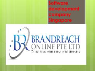 Software development company Singapore