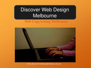 web copywriting services In melbourne