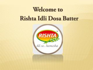 How To Prepare Idli Batter At Home?