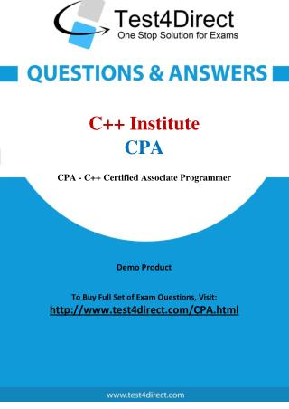 C Institute CPA Blue Coat Systems Real Exam Questions