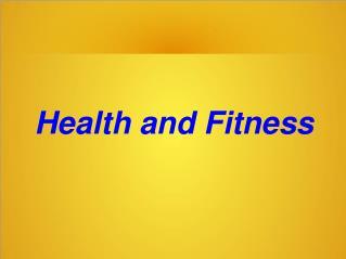 Programme Sportif