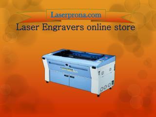 Laser engravers online store at laserprona com