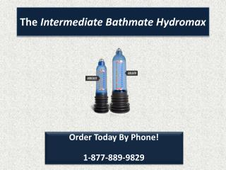 Bathmate - Hydromax | USA Official Retail Store: 1-877-889-9829