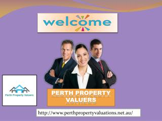Accurate Perth Property Valuers for property valuers