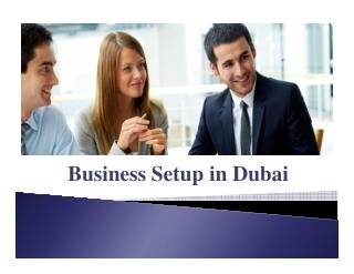 How to Setup a Business in Dubai?