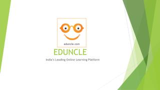 Eduncle Online Education