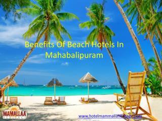 Beach Hotels in Mahabalipuram