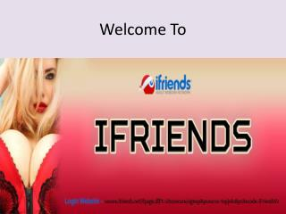Ifriends - live web cam chat