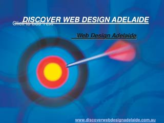 Web Page Designers for Small business at Adelaide,SA