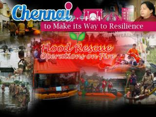 Chennai Flood Rescue Operations Continuing in Full Swing