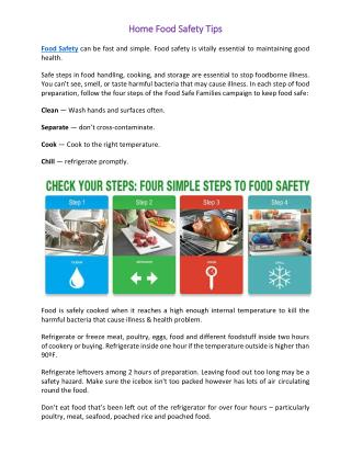 Home Food Safety Tips.pdf