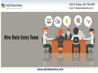 Cheap | Affordable  Data Entry Services