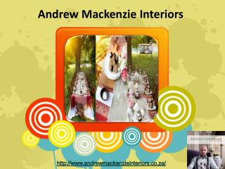 Andrew Mackenzie - Interior Decorating Ideas