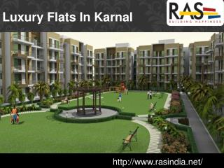 Luxury Flats in Karnal