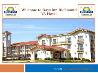 Relax and rejuvenate in Richmond Hotels this vacation