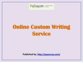 Professional essay writing help cheap custom