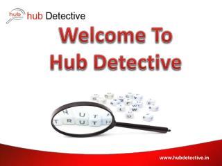 Detective agency in Mumbai