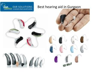 Best Hearing Aid Delhi Call Ear Solutions 88261 44452