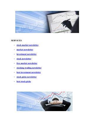 best investment newsletter