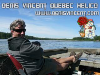 Denis Vincent Quebec Helico