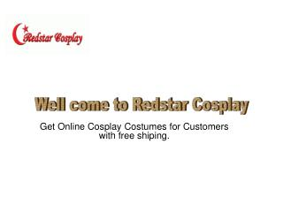 Get high quality touken ranbu cosplay costume at reliable portals