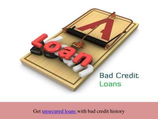 Get secured loans in uk
