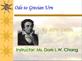 Ode to Grecian Urn