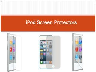 iPod Screen Protectors