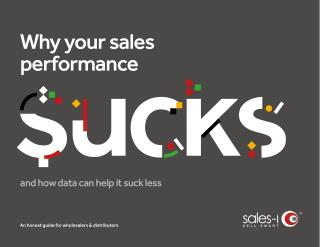 Why Your Sales Performance Sucks