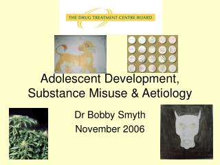 Adolescent Development, Substance Misuse & Aetiology