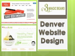 Cross Media Branding - www.3magicbeans.com