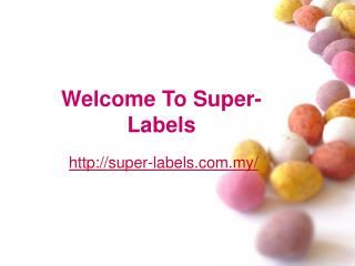 Sticker label printing |Sticker printer |Sticker maker |Label sticker