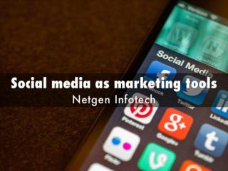 Netgen Infotech Social Marketing