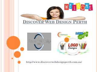 Get Unique And Effective Company Logo Design With Discover Web Design Perth