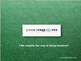 Buy -Sell-Online B2B Sports Products in India at Pepagora.com
