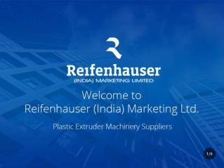 Reifenhauser (India) Marketing Ltd.