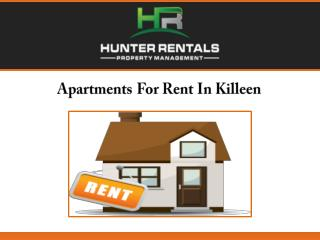 Apartments For Rent In Killeen