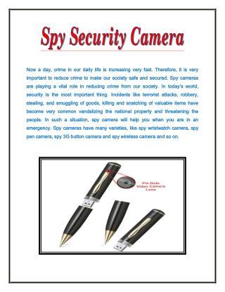 Spy Pen Camera in Delhi, 9717226478