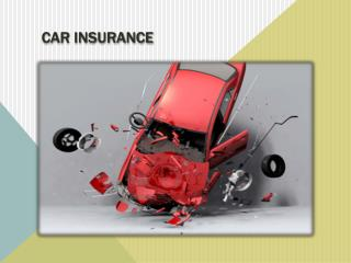 Buying Your First Car Insurance