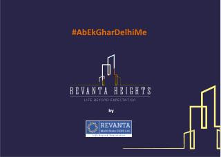 About Revanata Heights at Compare Casa
