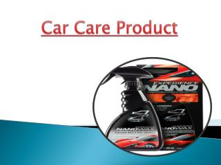 Car Care Products online in India