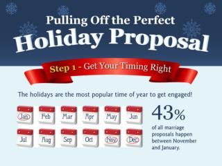 Holiday proposals