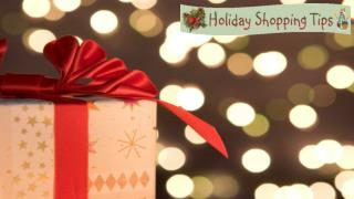 Shopping Tips for Holidays