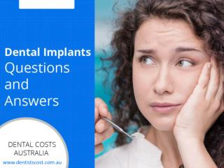 All about Dental Implant and Dental Prices in Australia