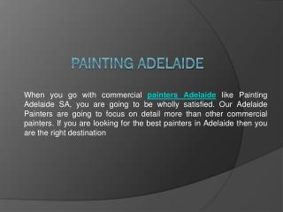 Best Painting Adelaide Services