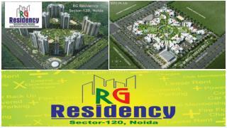 RG Residency in Sector 120 Noida