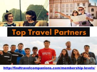 Top Travel Partners